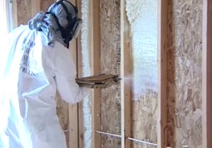 Spray Foam Attic Insulation